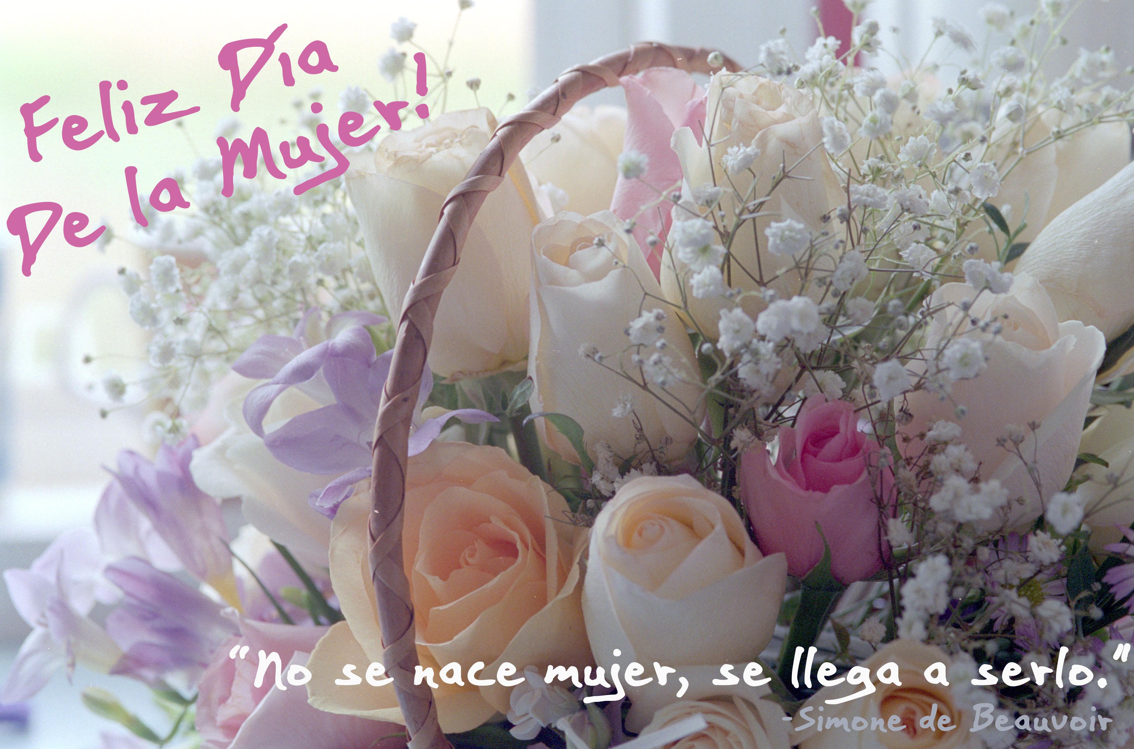 FELIZ DIA DE LA MUJER Photo243