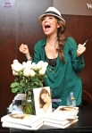 Thalia book signing 11