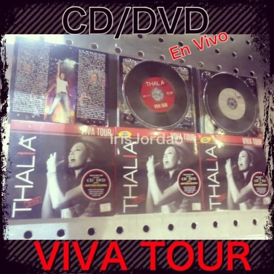 VivaTourEnVivoCDDVD2